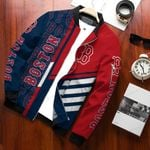 Boston Red Sox Bomber Jacket 543
