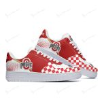 Ohio State Buckeyes AF1 Shoes 200