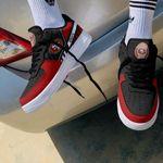 San Francisco 49ers AF1 Shoes 209