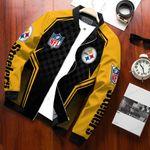 Pittsburgh Steelers Bomber Jacket 557
