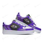 Baltimore Ravens AF1 Shoes 220