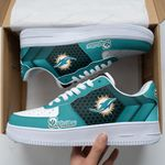 Miami Dolphins AF1 Shoes 221