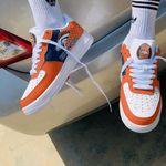 Denver Broncos AF1 Shoes 215