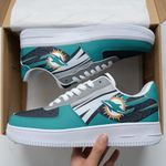 Miami Dolphins AF1 Shoes 223