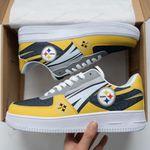 Pittsburgh Steelers AF1 Shoes 225