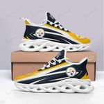 Pittsburgh Steelers Yezy Running Sneakers 412