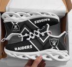 Las Vegas Raiders Yezy Running Sneakers 421