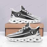 Las Vegas Raiders Yezy Running Sneakers 411