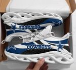 Dallas Cowboys Yezy Running Sneakers 417