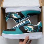 Miami Dolphins AF1 Shoes 231
