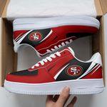 San Francisco 49ers AF1 Shoes 234