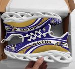 Baltimore Ravens Yezy Running Sneakers 426