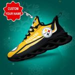 Pittsburgh Steelers Yezy Running Sneakers 437