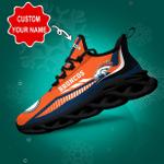 Denver Broncos Yezy Running Sneakers 434