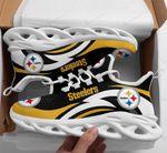 Pittsburgh Steelers Yezy Running Sneakers 449