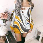 Pittsburgh Steelers Lace-Up Sweatshirt 88