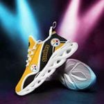 Pittsburgh Steelers Yezy Running Sneakers 463