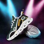 Green Bay Packers Yezy Running Sneakers 461