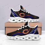 Chicago Bears Yezy Running Sneakers 456
