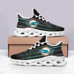 Miami Dolphins Yezy Running Sneakers 464