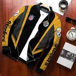 Pittsburgh Steelers Bomber Jacket 612