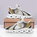New Orleans Saints Yezy Running Sneakers 474