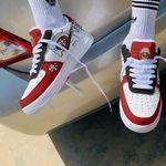 San Francisco 49ers AF1 Shoes 242