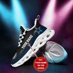 Dallas Cowboys Personalized Yezy Running Sneakers 478