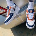 Denver Broncos AF1 Shoes 243