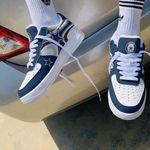 Dallas Cowboys AF1 Shoes 246