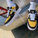 Pittsburgh Steelers AF1 Shoes 259