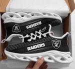Las Vegas Raiders Yezy Running Sneakers 481