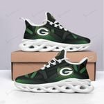 Green Bay Packers Yezy Running Sneakers 484
