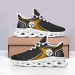 Pittsburgh Steelers Yezy Running Sneakers 488