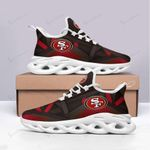 San Francisco 49ers Yezy Running Sneakers 487