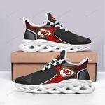 Kansas City Chiefs Yezy Running Sneakers 485