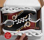 Washington Redskins Personalized Yezy Running Sneakers 489