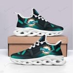 Miami Dolphins Yezy Running Sneakers 483