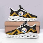 Pittsburgh Steelers Yezy Running Sneakers 494