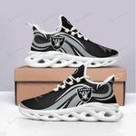 Las Vegas Raiders Yezy Running Sneakers 496