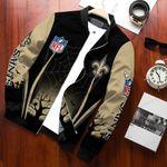 New Orleans Saints Halloween Bomber Jacket 634