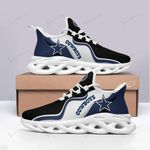 Dallas Cowboys Yezy Running Sneakers 504