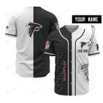 Atlanta Falcons Personalized Baseball Jersey 515