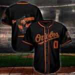 Baltimore Orioles Baseball Jersey Shirt 171