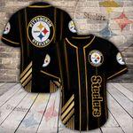 Pittsburgh Steelers Baseball Jersey 20