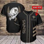 New Orleans Saints Personalized Baseball Jersey 477