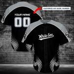 Chicago White Sox Personalized Baseball Jersey Shirt 145