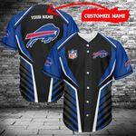 Buffalo Bills Personalized Baseball Jersey 468
