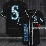 Seattle Mariners Personalized Baseball Jersey 311
