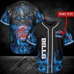 Buffalo Bills Baseball Jersey 487